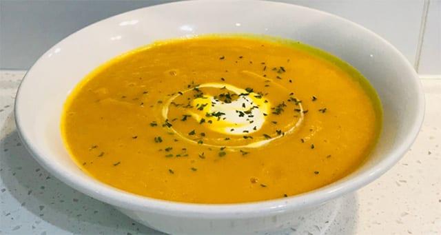 Creamy-Coconut-Pumpkin-Soup