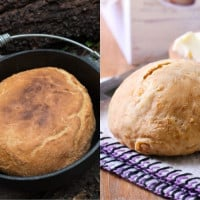 Damper Recipe for Oven or Camp Oven