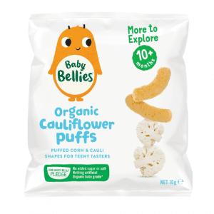 Baby Bellies Organic Cauliflower Puffs