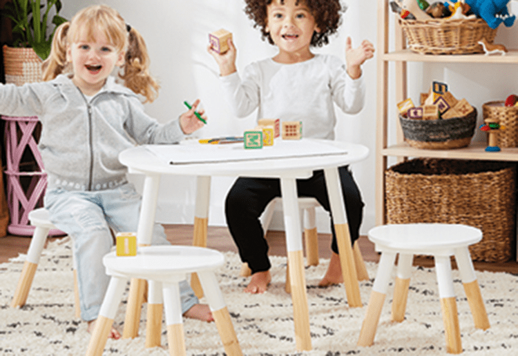 Aldi Special Buys: Cute kids table set lands this week