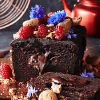 Fast Ed's Liquid-centred Chocolate Cake Recipe