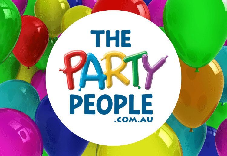 Win 1 of 5 $100 The Party People vouchers!