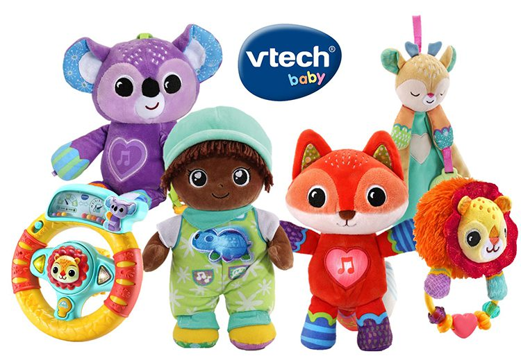 Win 1 of 4 VTech Baby Prize Packs!