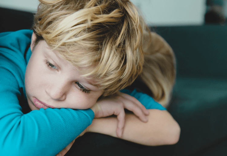 Half of parents are worried for their kid's mental health during lockdown