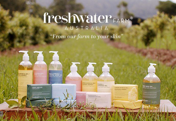 Freshwater Farm Hand Wash & Body Bars