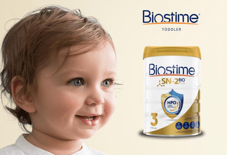 Biostime SN-2 BIO PLUS HPO Toddler Milk Drink review_mainimage_750x516