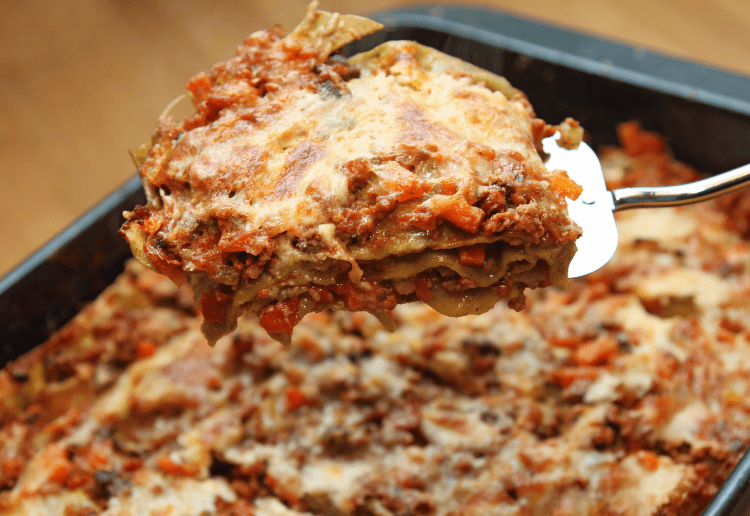 13 Recipes To Make With Mince-lasagne_main image_750x516