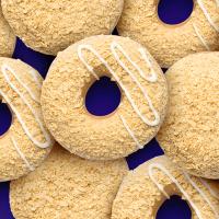 Donut worry, be happy: Krispy Kreme Cadbury Caramilk Donuts are here!