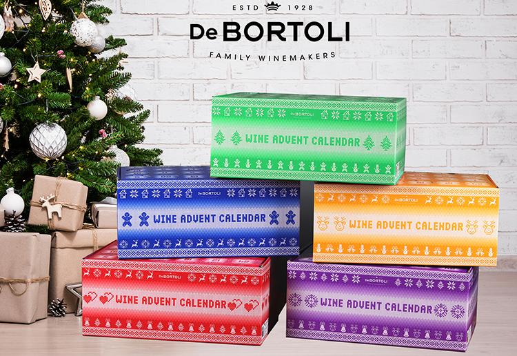 Win 1 of 4 De Bortoli Wine Advent Calendar Gift Packs!