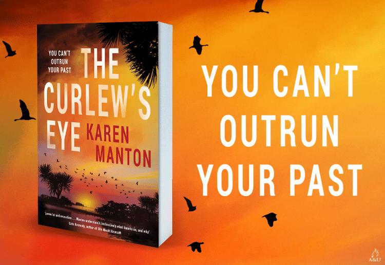 Win 1 of 31 copies of The Curlew's Eye by Karen Manton