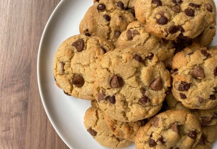 Best Ever Choc Chip Cookies