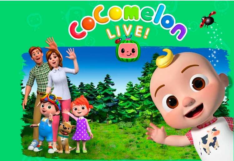 CoComelon Live Show Australia