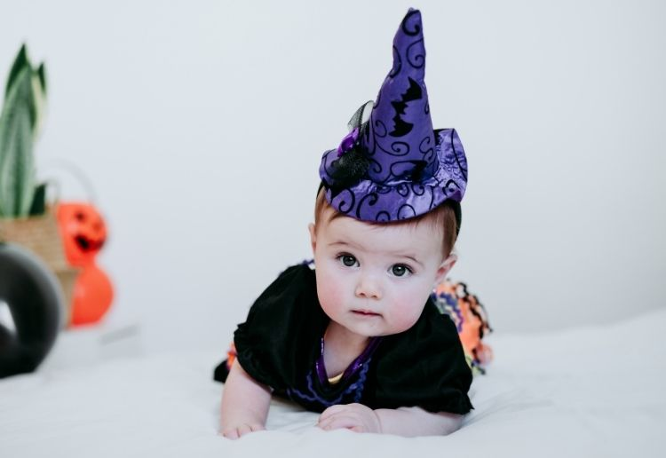 27 Magical Baby Names For Bewitching Babies