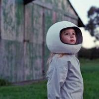 Melbourne Parents Transform Daughter Into Rocketgirl