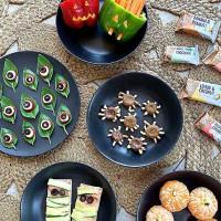 Fodmap-friendly Halloween party food for sensitive tummies