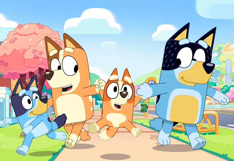 Wackadoo! New Bluey Episodes Are Coming