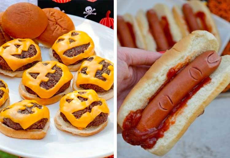 10 Dastardly Devilish Halloween Dinner Ideas